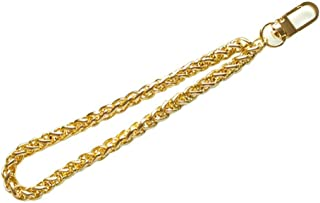 New hot Metal Replacement Wrist Strap For Clutch/Wristlet/purse/pouch