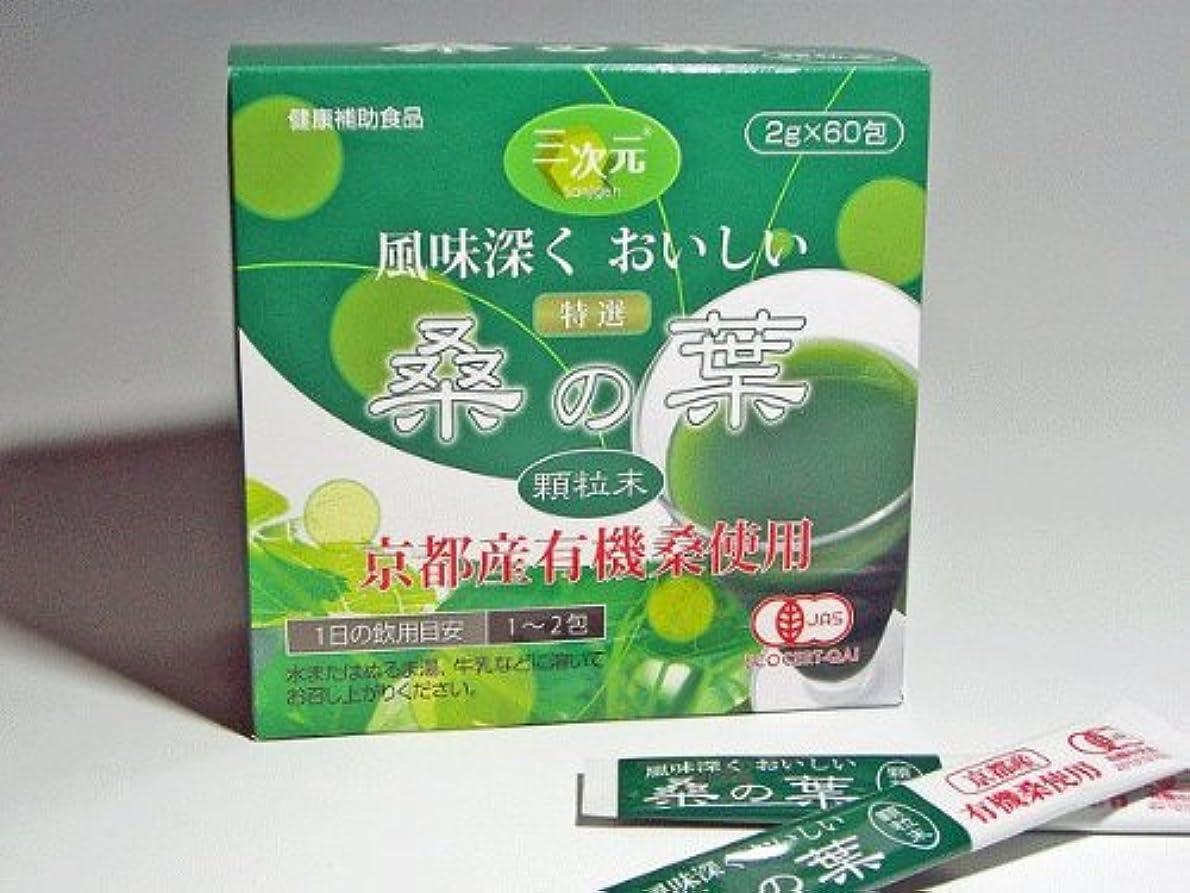世論調査次名前を作る京都有機産 桑の葉
