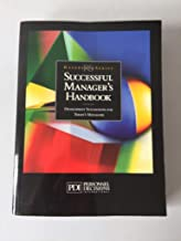 The Successful Executive's Handbook : Development Suggestions for Today's Executives