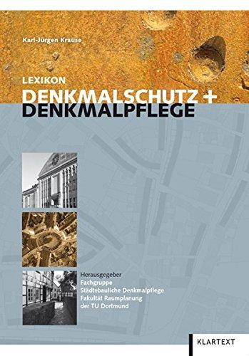 Lexikon Denkmalschutz und Denkmalpflege