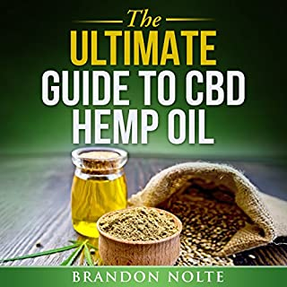 The Ultimate Guide to CBD Oil cover art