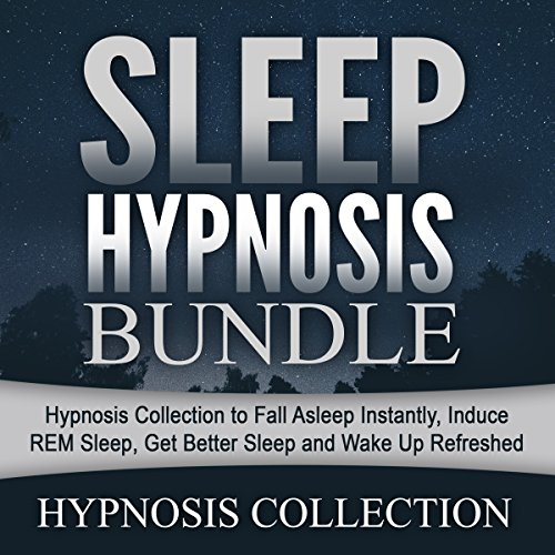 Sleep Hypnosis Bundle audiobook cover art