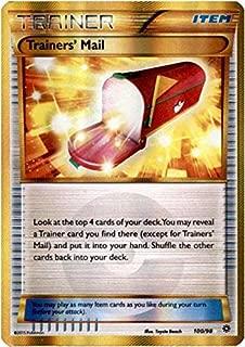 Pokemon - Trainers39; Mail (100/98) - Ancient Origins - Holo