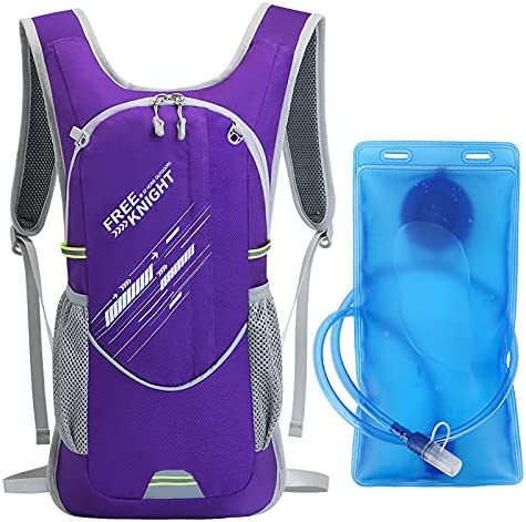 ZIOIZFU trust Free Knight 7L Hydration Storage Choice Hydr with Backpack 2L