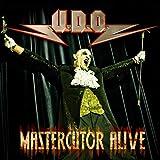 Mastercutor - Alive (2 Disc Set)