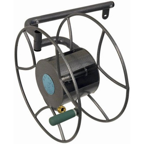Yard Butler Lewis Swivel Reel Wall Mount