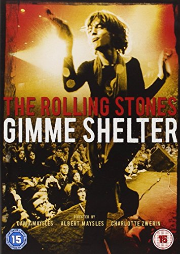 The Rolling Stones - Gimme Shelter [UK Import] [Reino Unido] [DVD]