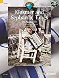 Klezmer and Sephardic Tunes (33 pices) +CD --- Accordon
