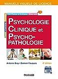 Manuel visuel de psychologie clinique et psychopathologie - 4e éd....