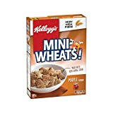 Kellogg's Mini-Wheats Maple Flavour Cereal 500g/17.6oz (Imported from Canada)