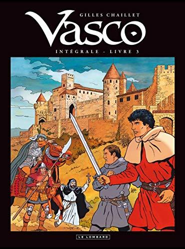Intégrale Vasco - tome 3 - Intégrale Vasco 3