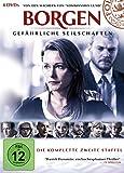 Borgen - Gefährliche Seilschaften, Die komplette zweite Staffel [4 DVDs]