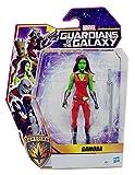 Hasbro - Marvel Figuras del Juego Guardianes de la Galaxia con Accesorios para niños y fanáticos, para Jugar y coleccionar (Gamora)