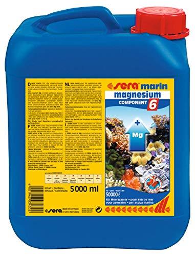 sera marin COMPONENT 6 magnesium 5.000 ml