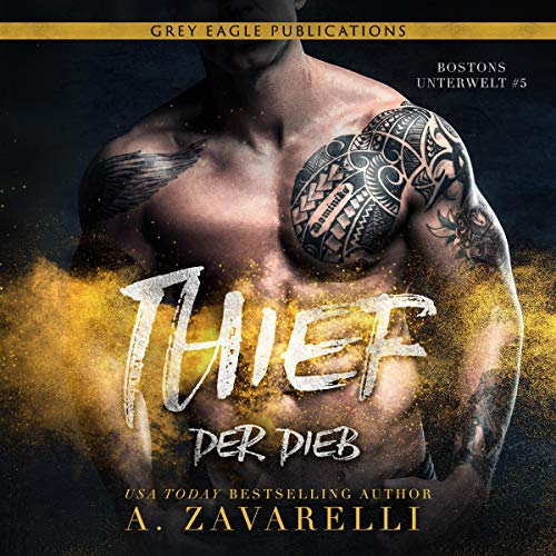 Couverture de Thief (German Edition)