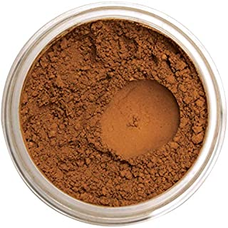 Bella Terra Mineral Powder Foundation | Long-Lasting All-Day Wear | Buildable Sheer to Full Coverage – Matte | Sensitive Skin Approved | Natural SPF 15 (Chestnut Tan) 9 grams