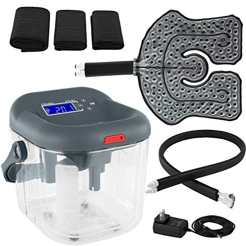 Vive Cold Therapy Machine - Large Ice Cryo Cuff -...