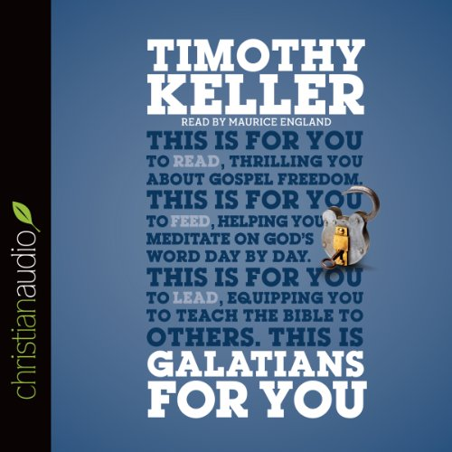 Galatians for You  Audiolibri