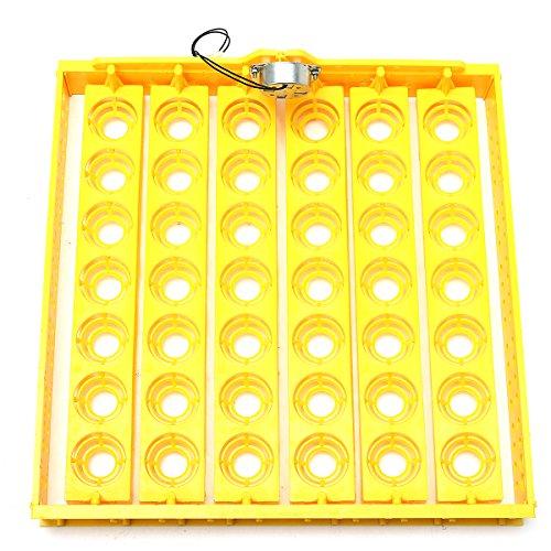 MJJEsports 42 positie 220 V eieren turner automatische kip kuip vogels broodtrommel broodtrommel