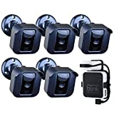 Blink Outdoor Mount for All-New Blink Outdoor Camera kit with Outlet Wall Mount for Sync Module 2 (Blink Camera Kit Not Include) -5 Pack