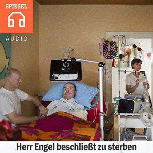 Herr Engel beschließt zu sterben     Michael Engel möchte sich in Würde auf den Tod vorbereiten              Autor:                                                                                                                                 DER SPIEGEL                               Sprecher:                                                                                                                                 Deutsche Blindenstudienanstalt e.V.                      Spieldauer: 25 Min.     5 Bewertungen     Gesamt 4,0