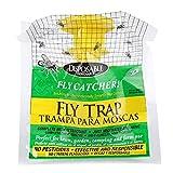 Ohomr Trampa de Mosca, jardín Colgando Insecto Mosquito Mosquito Flycatcher Yarda disposición de plagas Bolsa de Cebo Bolsa para Huerta jardín