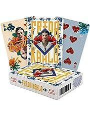 """KOVA BURCU Frida Kahlo """", Çok Renk Oyun kartları"""