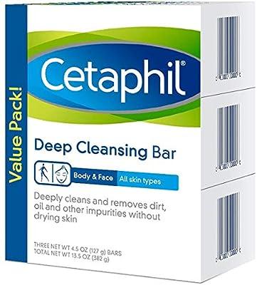 Cetaphil Deep Cleansing Face