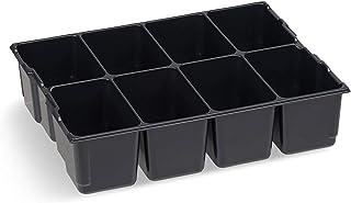 Bosch Sortimo Inzetstuk voor kleine onderdelen, 8 stuks