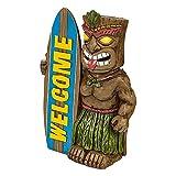15cm Outdoor Totem Surfbrett Hawaiian Weinglas Totem Garten Garten Dekoration