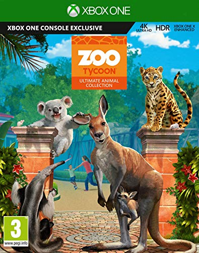Zoo Tycoon: Ultimate Animal Collection - Xbox One [Edizione: Francia]