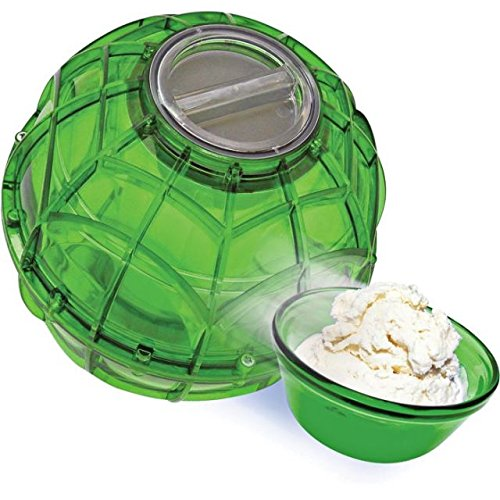 Industrial Revolution f-ice green Uco Play & Freeze Ice Cream Maker Green 1...