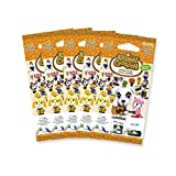 5x Amiibo Karten 3 Stück Animal Crossing Happy Home Designer Vol. 2 [Importación alemana]