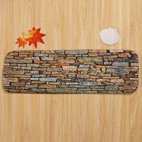 xtswllt trapmat tapijt anti-slip koraal emerald brick grijs trapmat