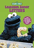 Sesame Street - Learning About Letters [VHS]