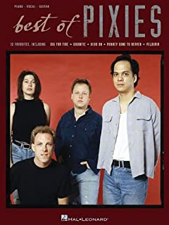 Pixies Best Of Piano, Vocal and Guitar Chords