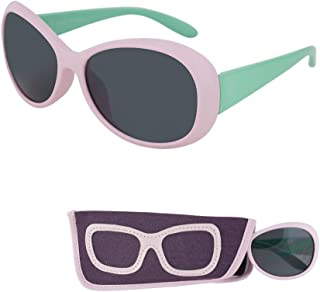Sunglasses for Children – Smoke Lenses for Kids - Reduces...
