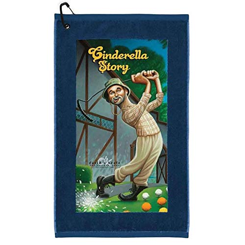 Devant New David Okeefe Caddyshack Cinderella Story Golf Towel