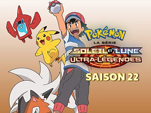 Pokémon La Série Soleil Et Lune Ultra Légendes Saison 22