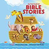 My First Book of Bible Stories - Children's Chunky Padded Board Book - Religious Stories