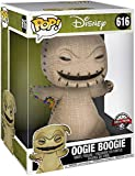 Funko- Pop Disney: Nightmare Before Christmas-10 Oogie Boogie Figura Coleccionable, Multicolor (4379...