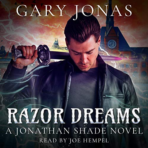 Couverture de Razor Dreams: The Seventh Jonathan Shade Novel