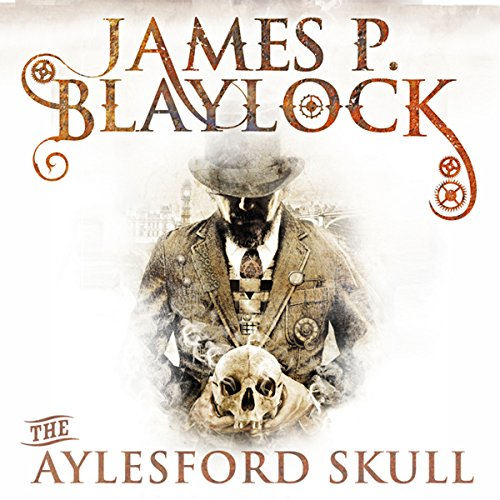 The Aylesford Skull audiobook cover art