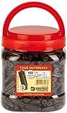 Vinmer 133163 Pot en Plastique de 450 Chevilles crampon 4/7