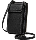 SUMGOGO Womens Crossbody Shoulder Purse Wallet Handbag