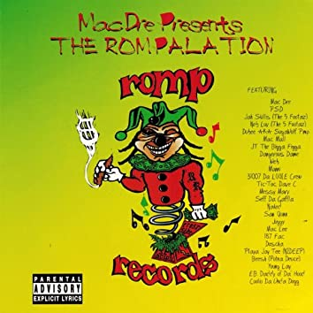 Mac Dre Presents the Rompalation