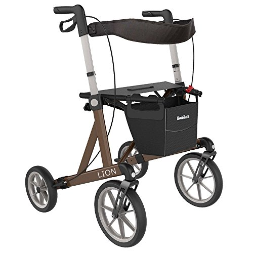 Mobilex Lion Outdoor Rollator 62 cm