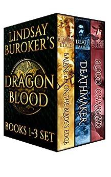 The Dragon Blood Collection, Books 1-3 (English Edition) van [Lindsay Buroker]