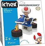 K 'NEX 38229Mario Kart Yoshi (TM)–Juego de construcción de Bicicleta