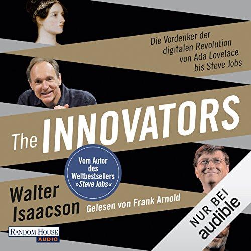 『The Innovators』のカバーアート